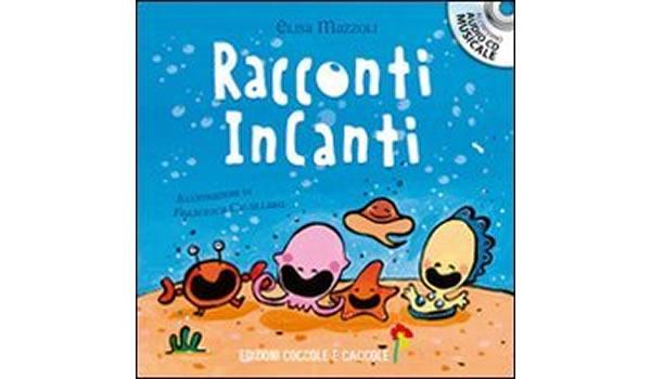 画像1: CD 本とCD両方楽しめるオーディオブック Racconti incanti 【A1】【A2】