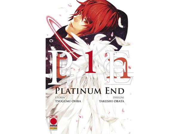 画像1: イタリア語で読む、小畑健、大場つぐみの「プラチナエンド」1巻-8巻 【B1】