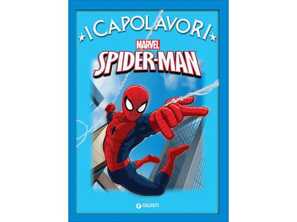 画像1: イタリア語でディズニー傑作集の絵本・児童書「スパイダーマン」を読む 対象年齢5歳以上【A1】