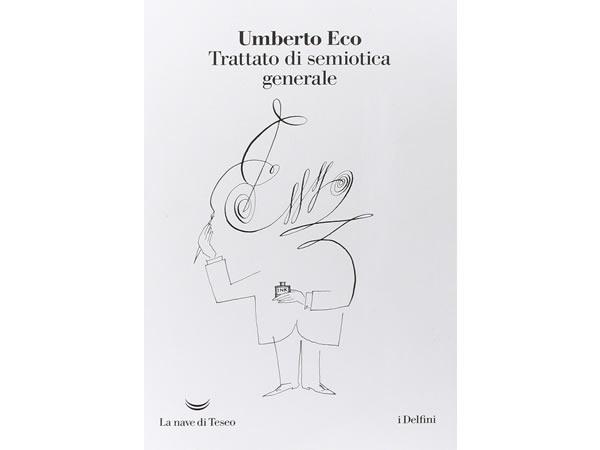 画像1: イタリアの作家ウンベルト・エーコの「記号論 Trattato di semiotica generale」 【C1】【C2】