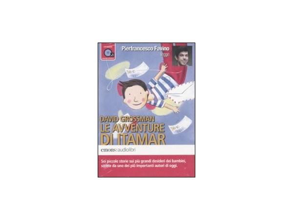 画像1: CD オーディオブック デイヴィッド・グロスマンの「Le avventure di Itamar」 【A2】【B1】【B2】