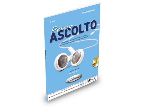 画像1: CD付き 聞き取りテキスト 問題集 Primo Ascolto 【A1】【A2】