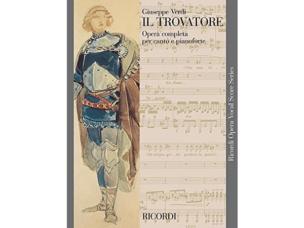 Il Trovatore Vocal Score
