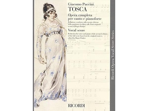 画像1: 楽譜 TOSCA - Ricordi Opera Vocal Series - PUCCINI - RICORDI