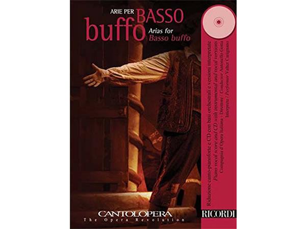 画像1: 楽譜 CANTOLOPERA: ARIE PER BASSO BUFFO - THE OPERA REVOLUTION CD付き - RICORDI