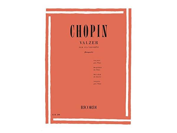 画像1: 楽譜 19 VALZER - CHOPIN - RICORDI
