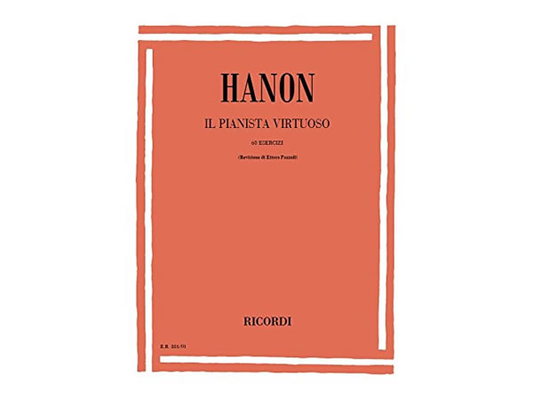 画像1: 楽譜 IL PIANISTA VIRTUOSO - HANON - RICORDI