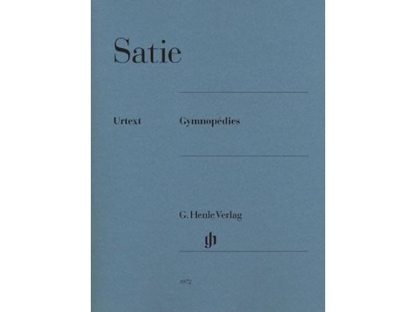 画像1: 楽譜 3 Gymnopedies; Klavier- SATIE