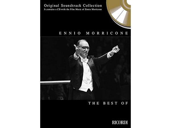 画像1: 楽譜 THE BEST OF ENNIO MORRICONE VOLUME 1 CD付き - ORIGINAL SOUNDTRACK COLLECTION - CONTAINS A CD WITH THE FILM MUSIC OF ENNIO MORRICONE - RICORDI