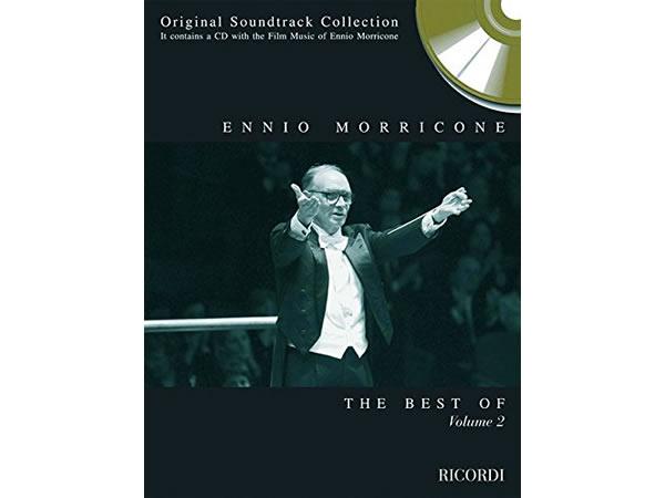 画像1: 楽譜 THE BEST OF ENNIO MORRICONE VOLUME 3 CD付き - ORIGINAL SOUNDTRACK COLLECTION - CONTAINS A CD WITH THE FILM MUSIC OF ENNIO MORRICONE - RICORDI