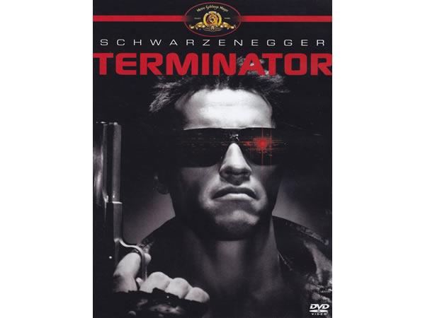 画像1: イタリア語などで観るアーノルド・シュワルツェネッガーの「ターミネーター」 DVD  【B1】【B2】