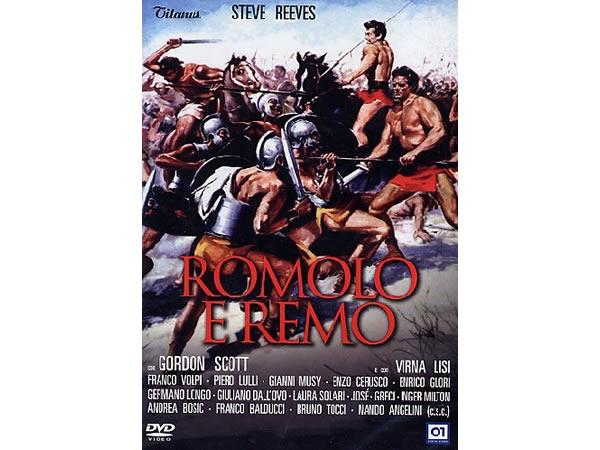 画像1: イタリア語で観るイタリア映画 セルジオ・コルブッチの「Romolo e Remo」 DVD  【B1】【B2】