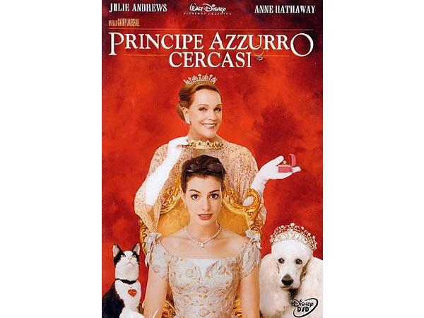 画像1: イタリア語などで観る映画 ゲイリー・マーシャルの「プリティ・プリンセス2/ロイヤル・ウェディング」 DVD  【B1】【B2】