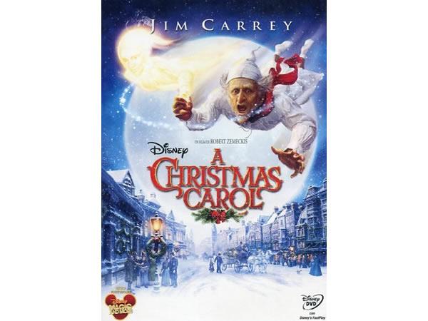 画像1: イタリア語などで観る映画 ロバート・ゼメキスの「Disney's クリスマス・キャロル」 DVD  【B1】【B2】