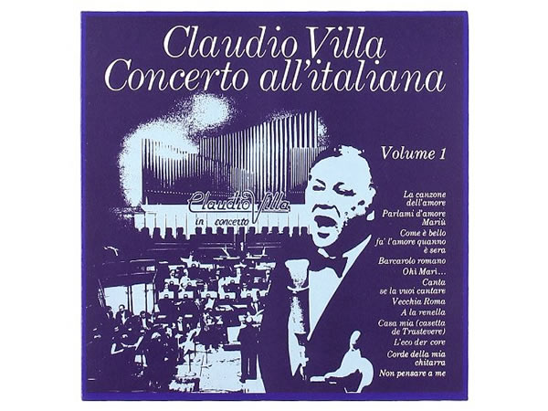 画像1: CD クラウディオ・ビッラ イタリアン・コンサート 60曲 5枚組【A1】【A2】【B1】【B2】