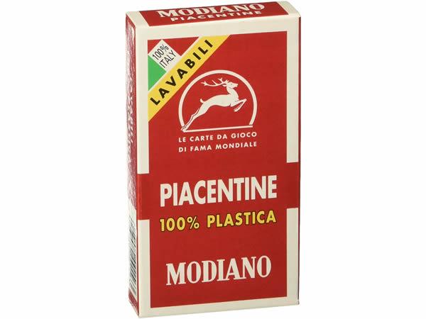 画像1: MODIANO ピアツェンツァ・トランプ Piacentine 81/10 300156 【カラー・マルチ】