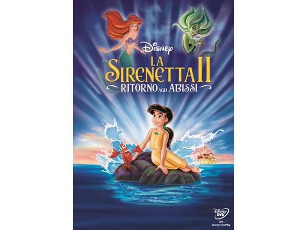 画像1: イタリア語などで観る「リトル・マーメイドII Return to The Sea」 DVD【B1】【B2】【C1】