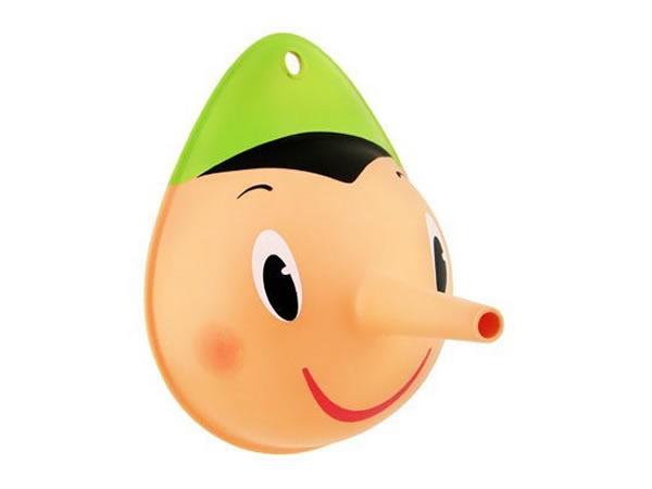 画像1: イタリア ピノッキオの漏斗【カラー・グリーン】