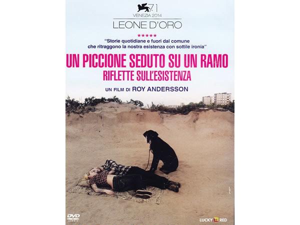 画像1: イタリア語などで観るイタリア映画 ロイ・アンダーソンの「さよなら、人類」 DVD  【B1】【B2】