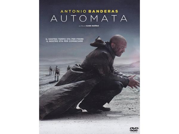 画像1: イタリア語などで観る映画 ガベ・イバニェスの「オートマタ」 DVD  【B1】【B2】