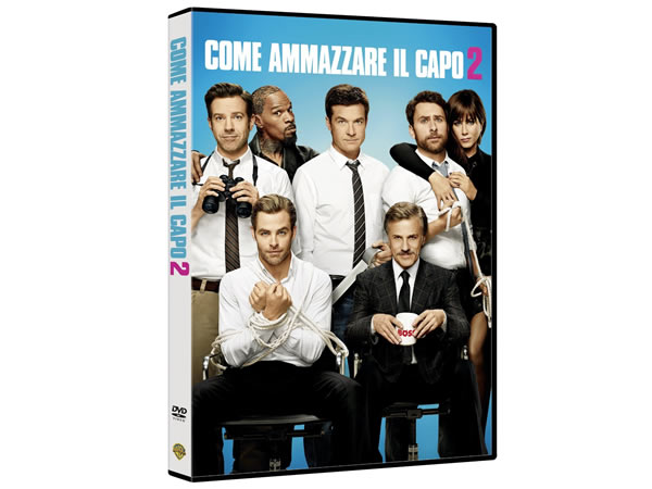 画像1: イタリア語などで観るショーン・アンダースの「モンスター上司2」 DVD  【B1】【B2】