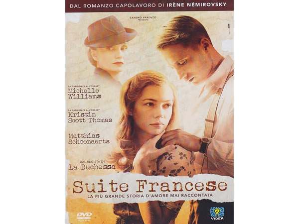 画像1: イタリア語などで観る映画 ソール・ディプの「フランス組曲」 DVD  【B1】【B2】