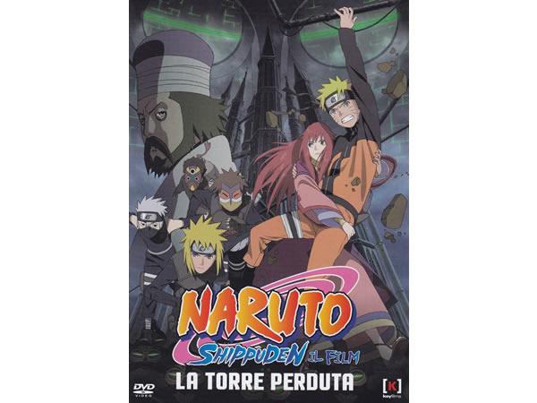 画像1: イタリア語で観る、岸本斉史の「劇場版 NARUTO -ナルト- 疾風伝 ザ・ロストタワー」【B1】