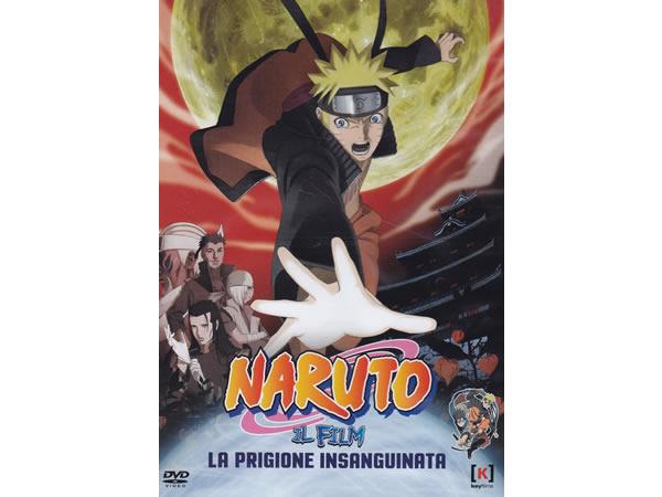 画像1: イタリア語で観る、岸本斉史の「劇場版 NARUTO -ナルト- ブラッド・プリズン」【B1】