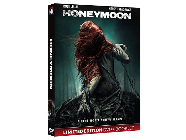 画像1: イタリア語などで観るローズ・レスリーの「ハネムーン」 DVD 【B1】【B2】