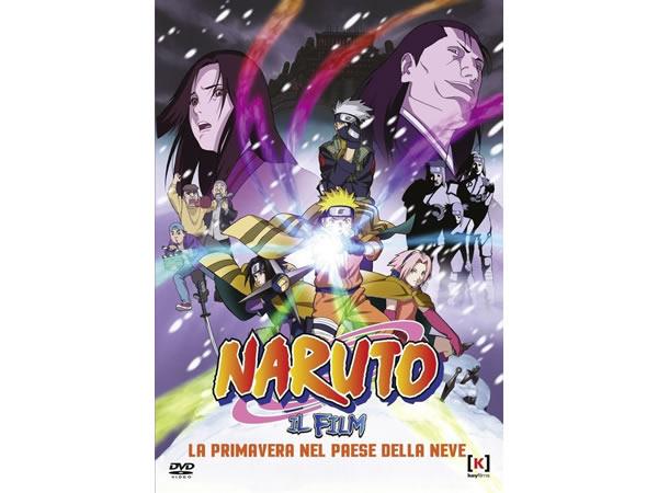 画像1: イタリア語で観る、岸本斉史の「劇場版 NARUTO -ナルト- 大活劇!雪姫忍法帖だってばよ!!」【B1】