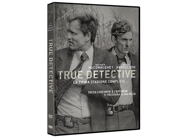 画像1: イタリア語などで観る マシュー・マコノヒーの「TRUE DETECTIVE/トゥルー・ディテクティブ  シーズン1」 DVD 3枚組  【B2】【C1】