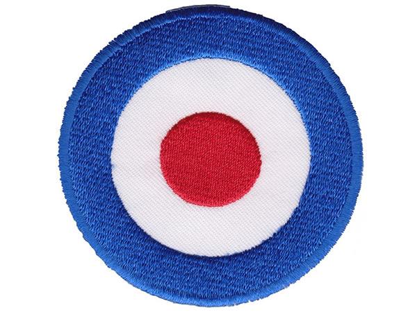 画像1: イタリア 刺繍ワッペン Vespa  【カラー・レッド】【カラー・ブルー】【カラー・ホワイト】