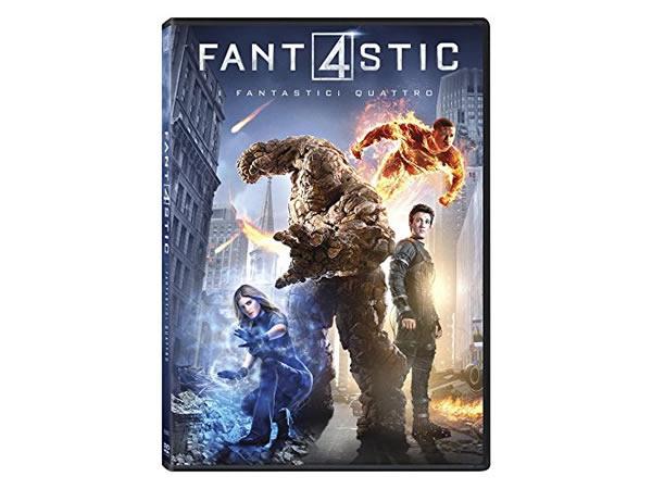 画像1: イタリア語などで観る映画 ティム・ストーリーの「ファンタスティック・フォー」 DVD  【B1】【B2】