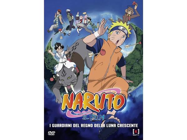 画像1: イタリア語で観る、岸本斉史の「劇場版 NARUTO -ナルト- 大興奮!みかづき島のアニマル騒動だってばよ」【B1】