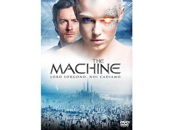 画像1: イタリア語などで観る映画 カラドッグ・ジェームズの「ザ・マシーン」 DVD  【B1】【B2】