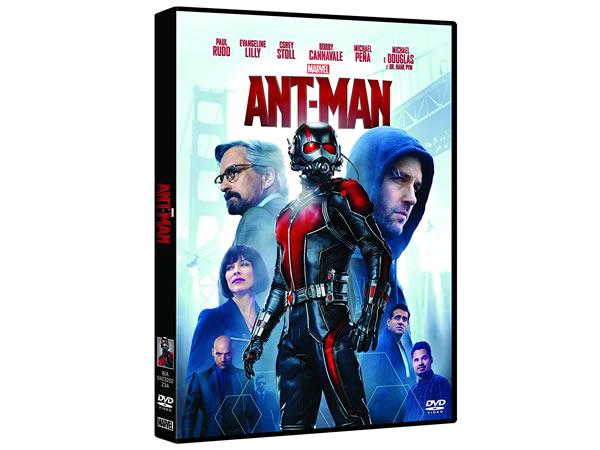 画像1: イタリア語などで観る映画 ペイトン・リードの「アントマン」 DVD  【B1】【B2】