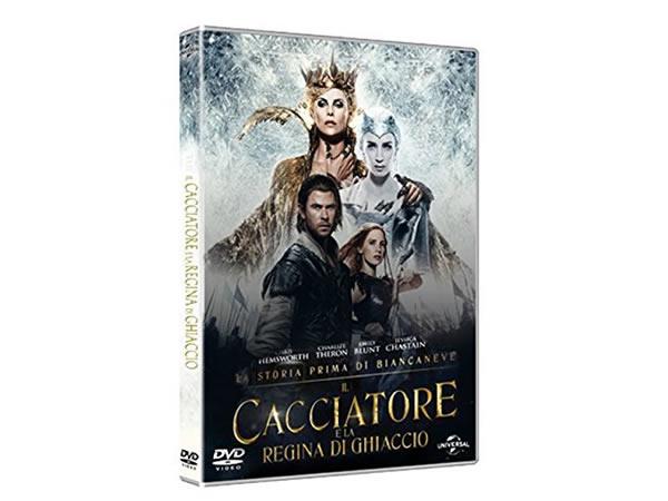 画像1: イタリア語などで観る映画 シャーリーズ・セロンの「スノーホワイト/氷の王国」 DVD  【B1】【B2】