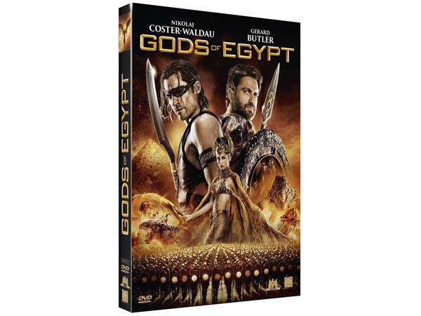 画像1: イタリア語などで観るアレックス・プロヤスの「キング・オブ・エジプト」 DVD  【B1】【B2】