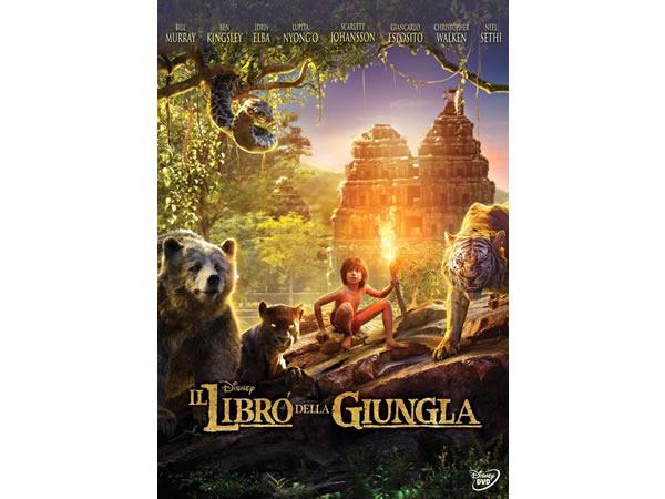 画像1: イタリア語などで観るディズニー ジョン・ファヴローの「ジャングル・ブック」 DVD【B1】【B2】