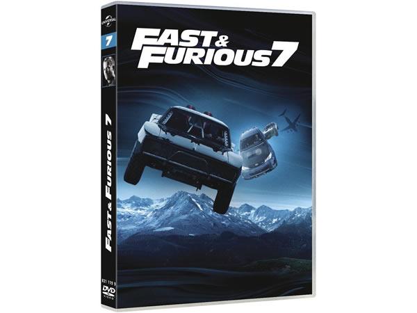 画像1: イタリア語などで観る映画 ジェームズ・ワンの「ワイルド・スピード SKY MISSION」 DVD  【B1】【B2】