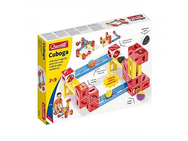 画像1: イタリア QUERCETTI Cuboga Premium 6505 対象年齢3歳以上 知恵玩具【カラー・マルチ】