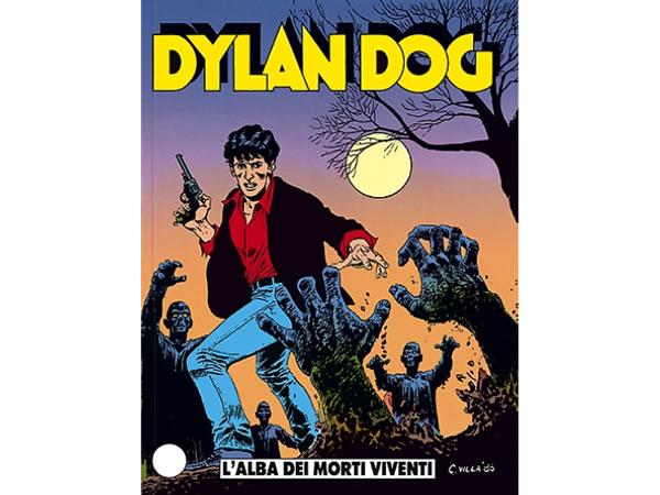 画像1: イタリア語で読むイタリアの漫画、Sergio Bonelli Editoreの月刊「Dylan Dog」 【A1】【B2】
