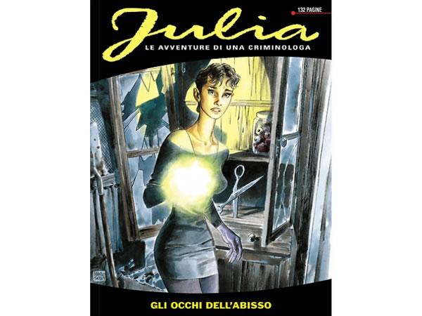 画像1: イタリア語で読むイタリアの漫画、Sergio Bonelli Editoreの月刊「Julia」 【B2】 【C1】