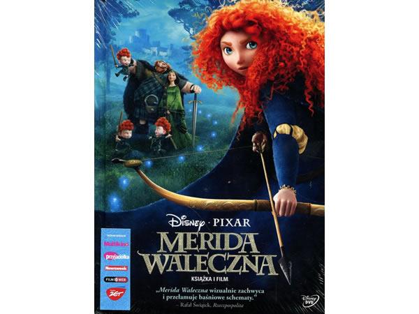 画像1: 英語&ポーランド語で観る、マーク・アンドリュースの「メリダとおそろしの森」 DVD