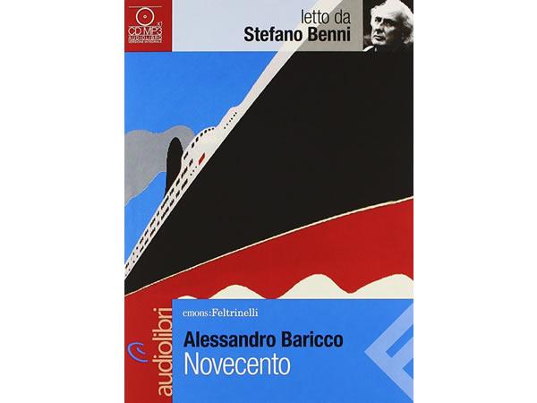 画像1: CD オーディオブック 海の上のピアニスト ステファノ・ベンニ朗読 【B2】【C1】