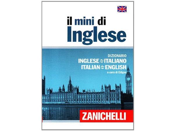 画像1: ポケット辞書 イタリア語⇔英語 【A1】【A2】【B1】【B2】【C1】【C2】