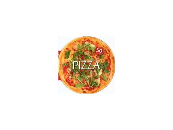 画像1: イタリア語で作るピザ料理 50以上のレシピ Pizza 【A1】