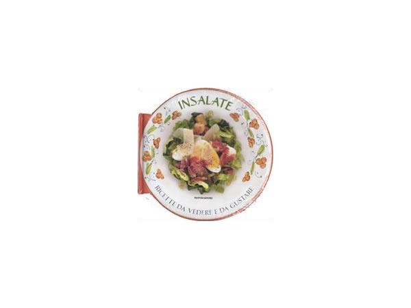 画像1: イタリア語で作るサラダ料理 レシピ Insalate 【A1】