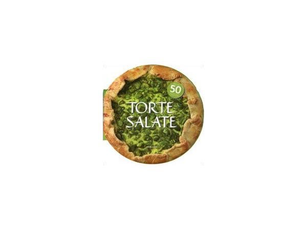画像1: イタリア語で作るタルト料理 50以上のレシピ Torte salate 【A1】
