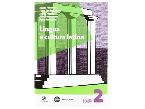 画像1: イタリア高校生向けラテン語テキスト【A1】【A2】【B1】【B2】【C1】【C2】